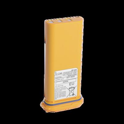Batería de Litio (no recargable), 9V/3300 mAh. para radios IC-GM1600.