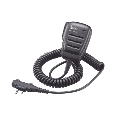 Micrófono- Bocina sumergible para IC-A16/16B