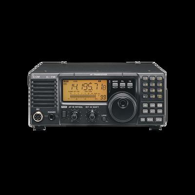 Radio HF con AF DSP