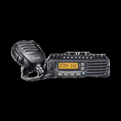 Radio Móvil Digital NXDN, 45 W, 400-470MHz, 128 canales, analógico, digital, mezclado, convencional, trunking, multitrunk