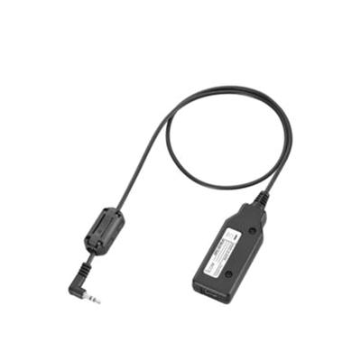 Cable de programación para radios IC-F5122DD/6122DD