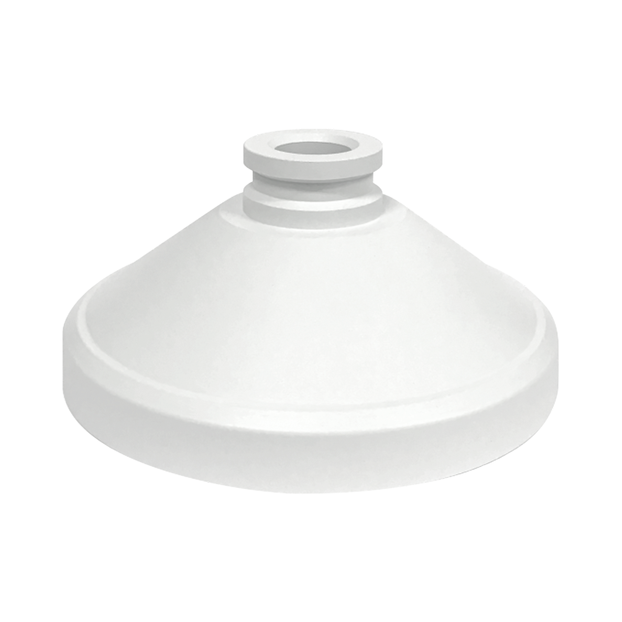 Adaptador de montaje tipo plato para series DCD4000 y DCY (Fisheye)