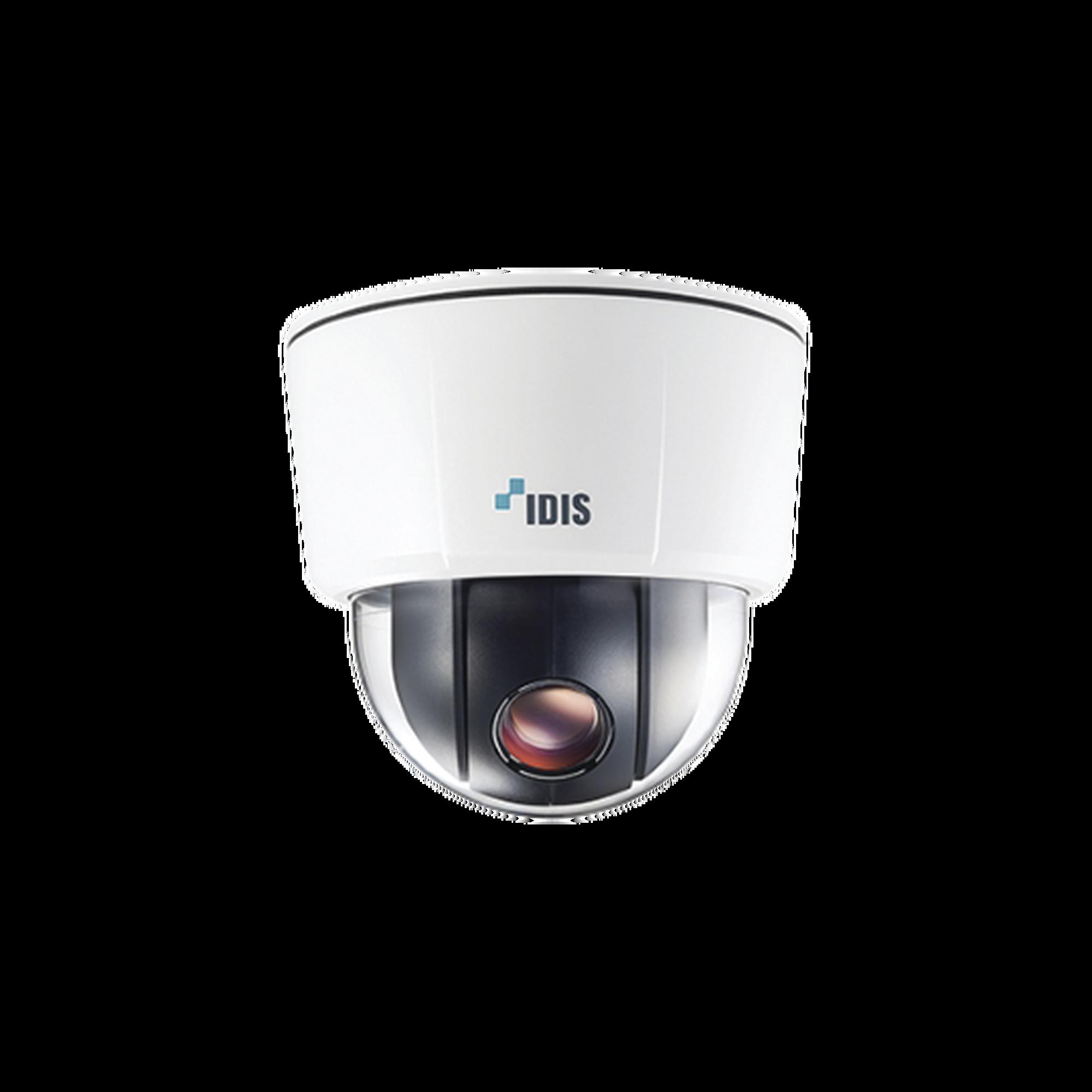 Camara Domo PTZ IP 2MP (1080p)| 30X de Zoom | Dia/Noche Real ICR | WDR Real | Video Análisis | IP67 para Exterior | DirectIP
