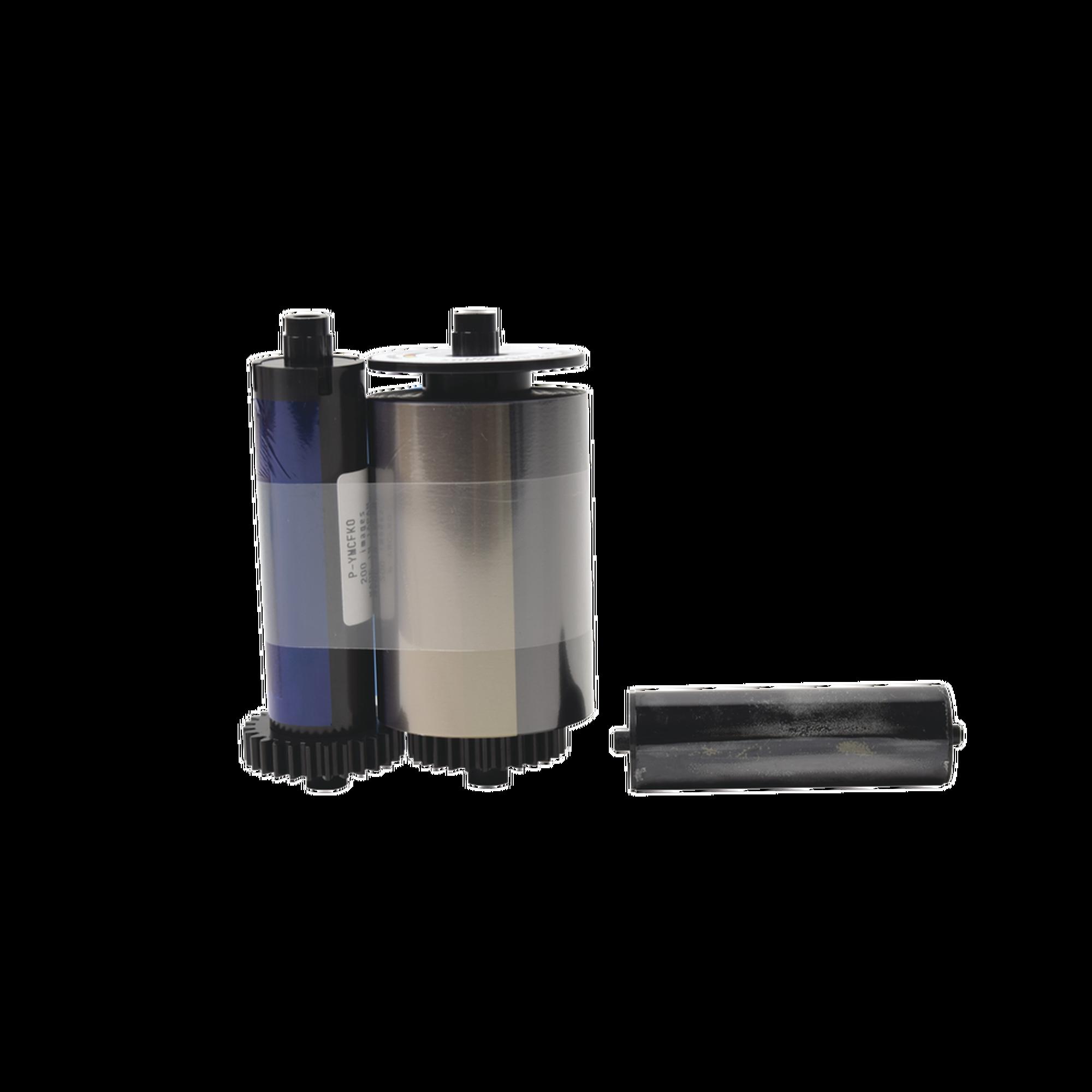 Ribbon YMCFKO para SMART51, 31/ Impresión Ultravioleta / Rendimiento de 200 impresiones
