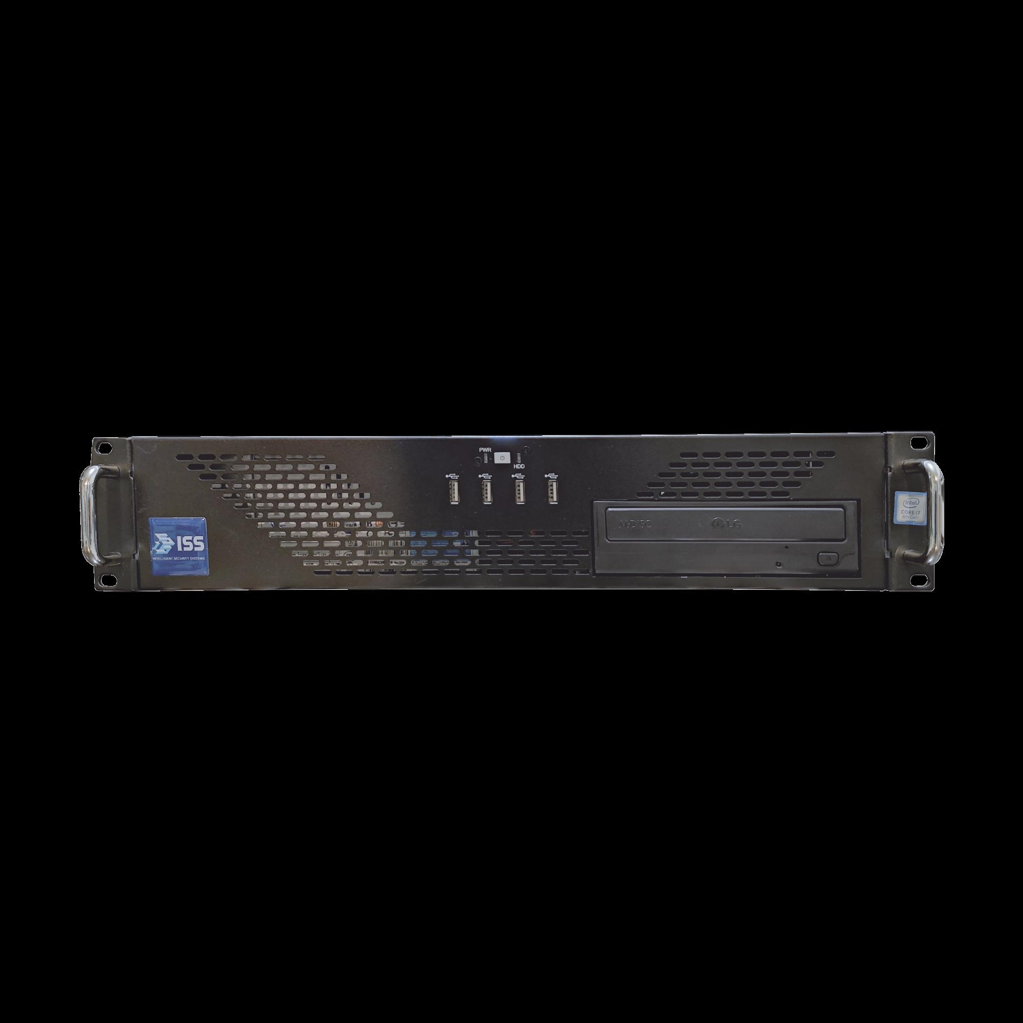 Video Wall Inteligente ISS (Software + Controlador) - Hasta 16 salidas Full HD