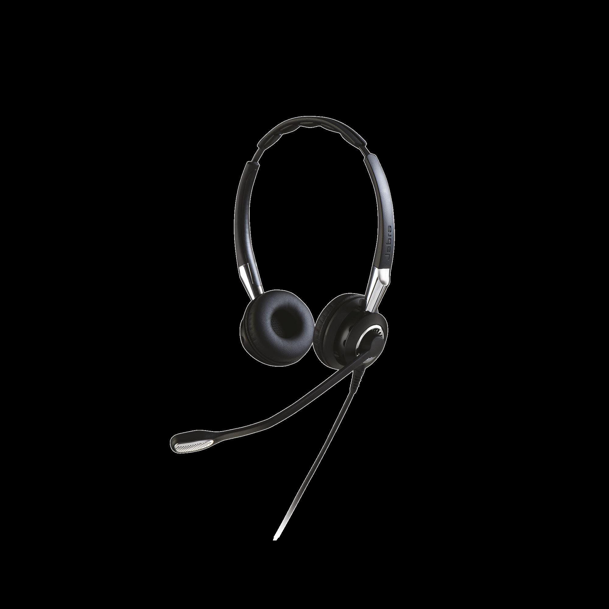 BIZ 2400 Duo auricular de gran rendimiento para contact center con conexión QD (2409-820-205)