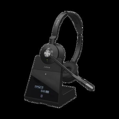Engage 75 Stereo, Auriculares profesionales con gran potencia, conexión con hasta 5 dispositivos a la vez.  (9559-583-125)