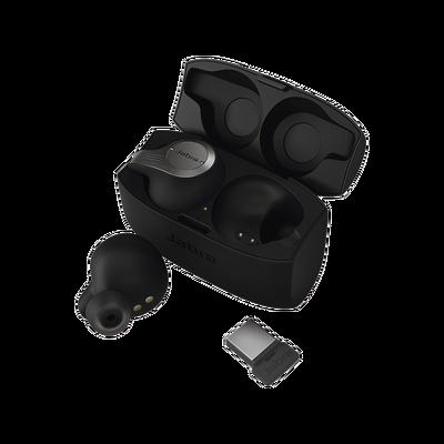 Jabra Evolve 65t, intra-auricular inalámbrico con certificación CU (6598-832-209)