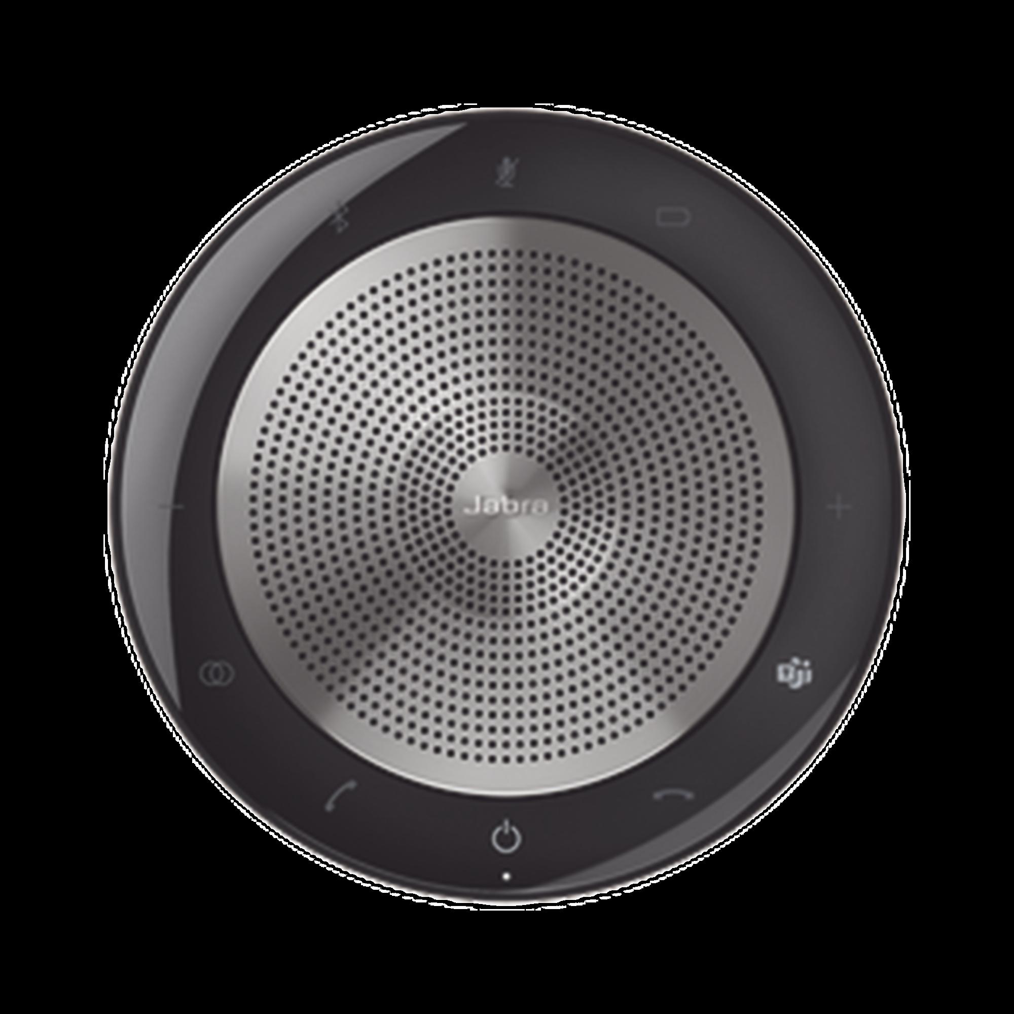 Speak 750, Altavoz con micrófono, portátil, sonido increíble para conferencias y Microsoft Teams, Microsoft Teams Rooms, Skype Empresarial, cancelador de eco acústico (7700-309)
