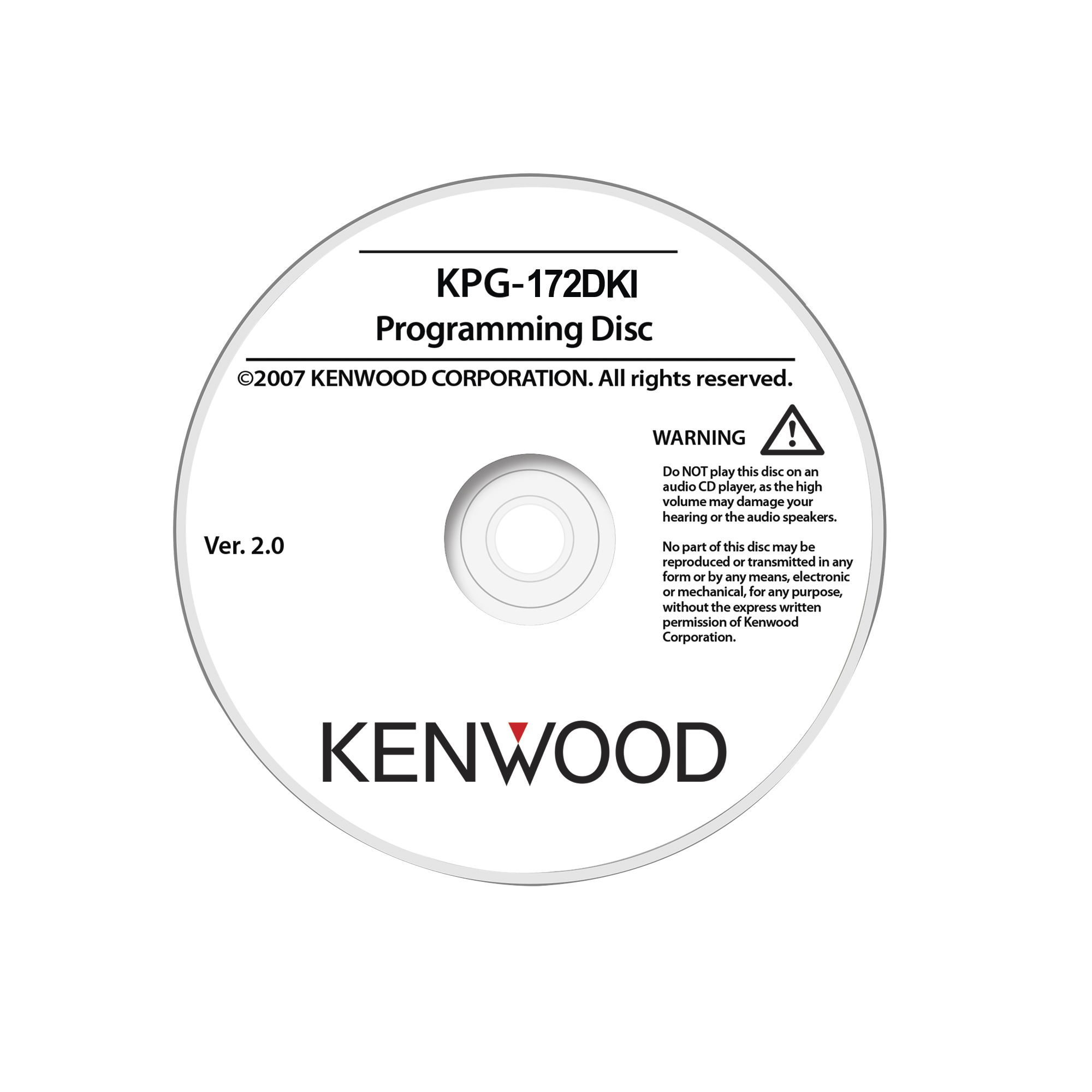 Software de programación para PKT-23K en Windows