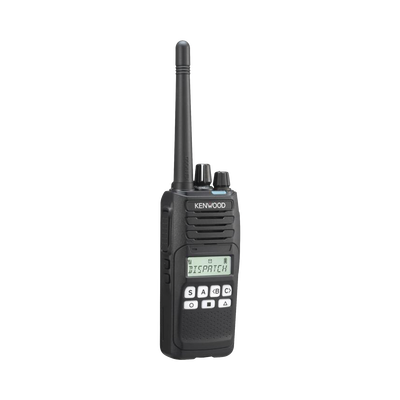 136-174 MHz, Analógico, 5 Watts, 260 Canales, 9 Teclas, GPS, MIL-STD-810, Inc. antena, batería, cargador y clip