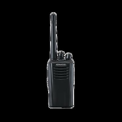 136-174 MHz, Man-Down interconstruido, 64 canales, modo mixto. Incluye Batería, Antena, cargador y clip.