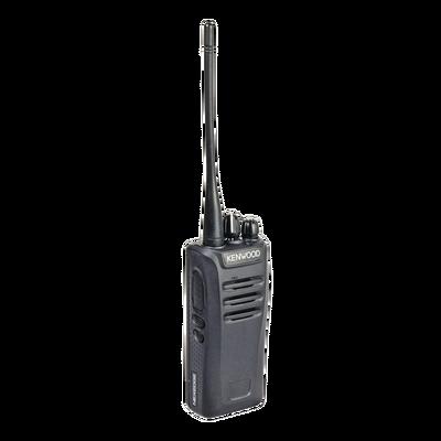 450-520 MHz, NXDN/Análogo, GPS, Encriptación, Incluye Trunking Tipo D, Batería, Antena, cargador y clip.