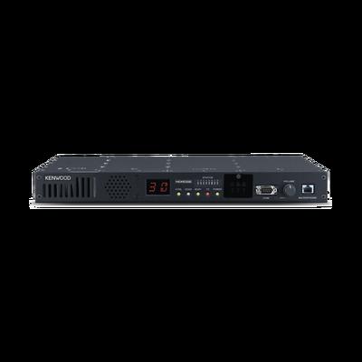 Repetidor digital NEXEDGE, 806-870 MHz, 360 mW, Convencional / Trunking / Multi-Sitio, Roaming, IP