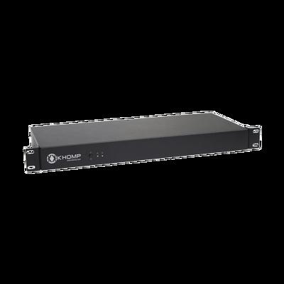 Gateway KMG SBC 90 para hasta 300 llamadas SIP o hasta 90 con transcodificación