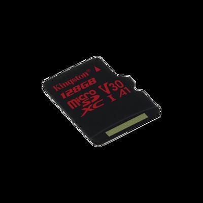 Memoria microSDHC/SDXC 128GB Kingston