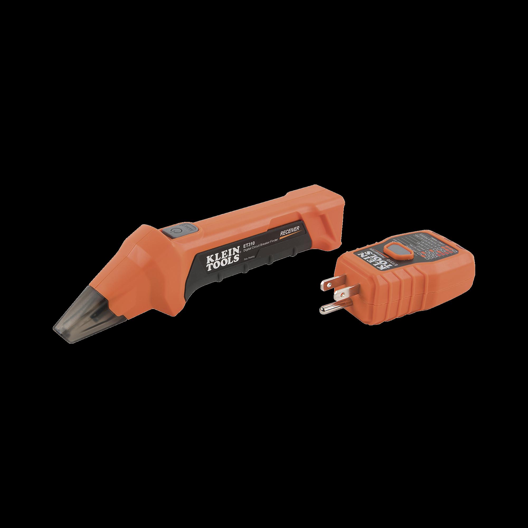Detector Digital de Cortacircuitos con Probador de Tomacorrientes GFCI.