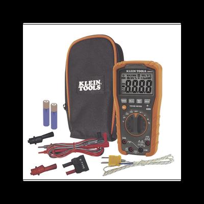 Multímetro Digital de 1000 V, incluye Batería.