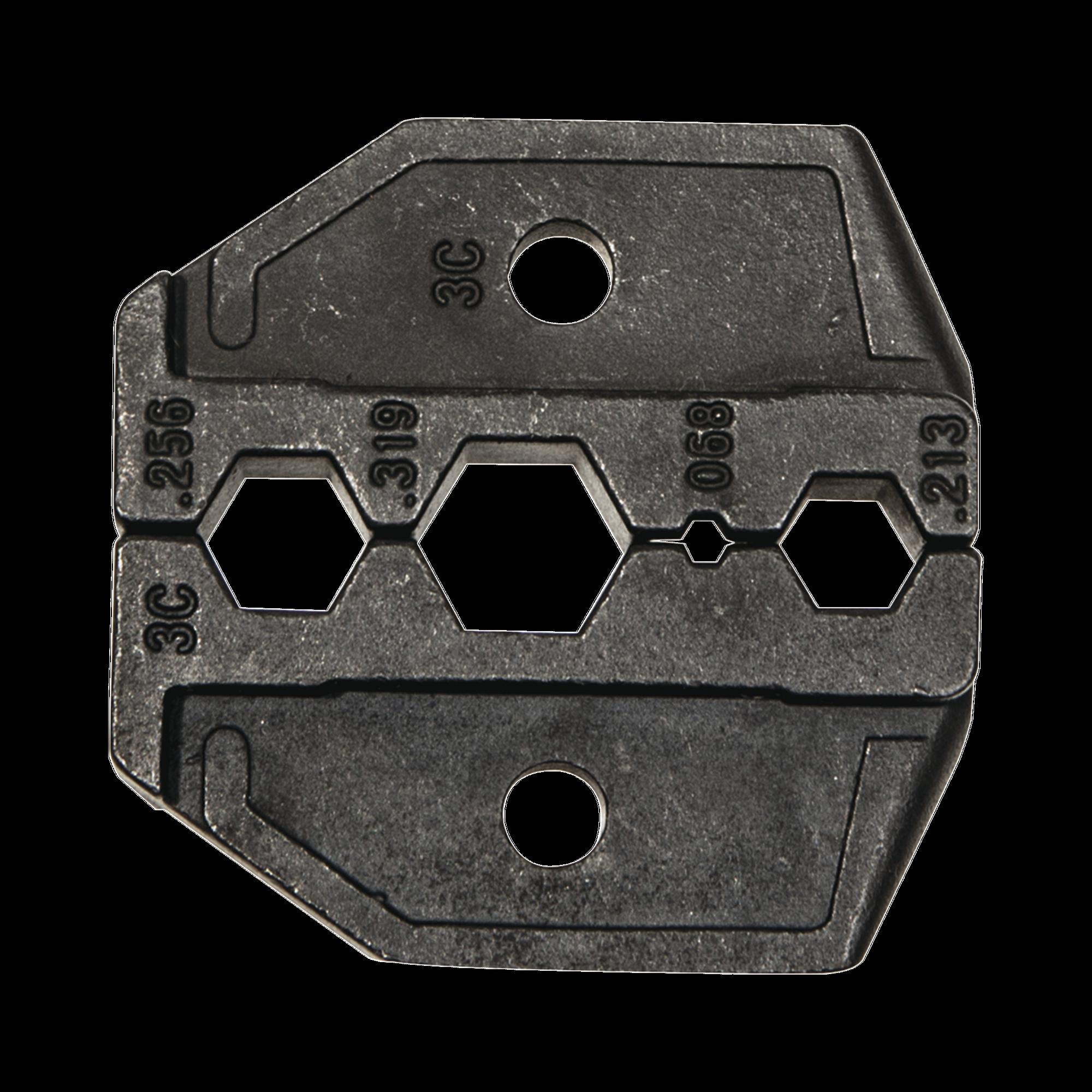 Matriz Ponchadora para Cable Coaxial  RG58, RG59, RG6 y RG62.