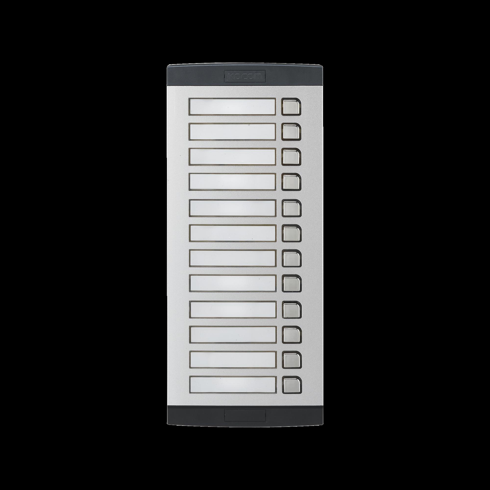 Expansor de 12 apartamentos para KVLC3 series