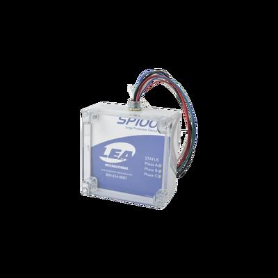 Supresor de Transitorios/Picos Para 120/208 Vac Trifásico en Y de 100 KA de Capacidad Por Fase en Gabinete NEMA 4 (B70-00-6007)