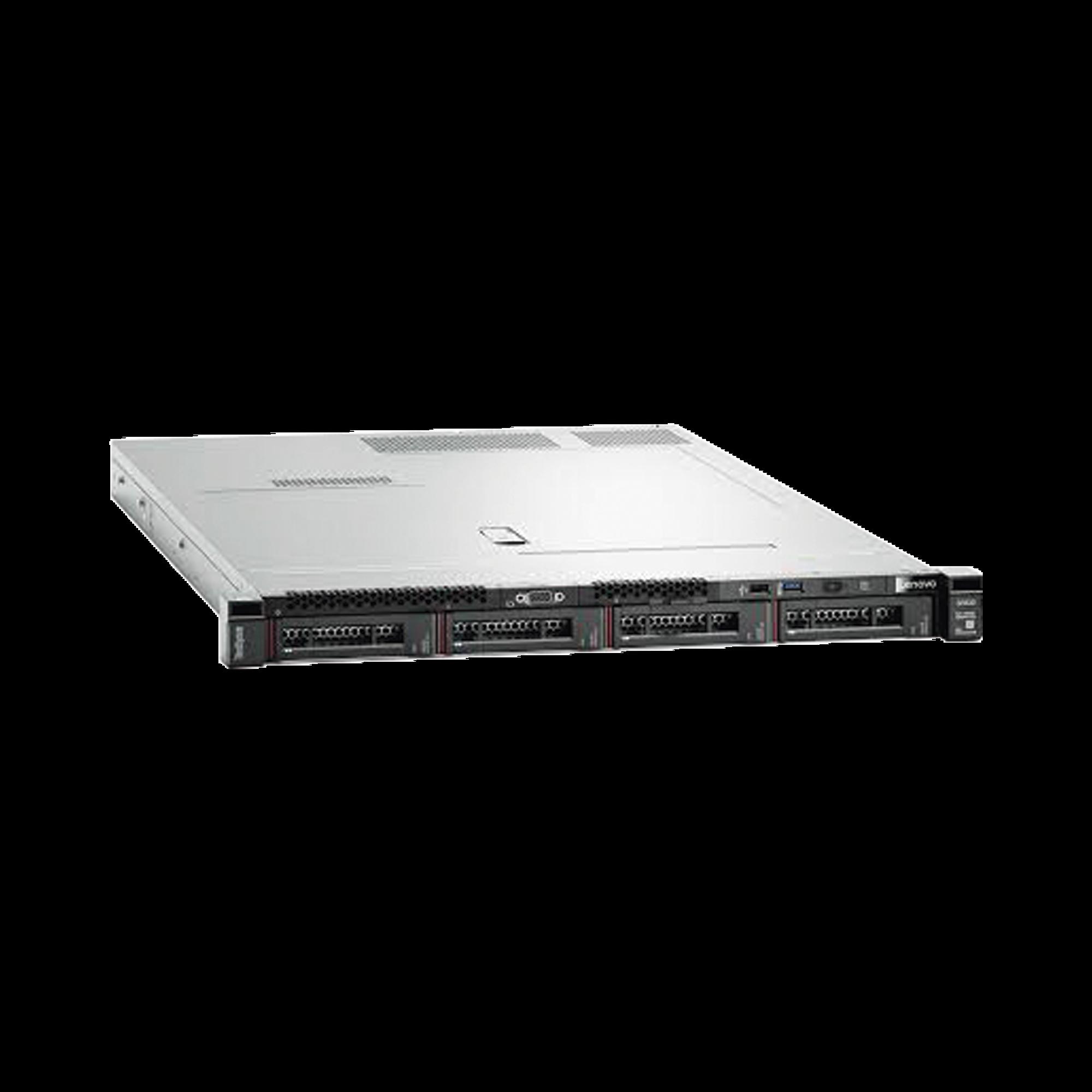 Servidor de administración / Intel Xeon / Dobre SSD 128GB  y SAS 1TB / Doble fuente / Hik-Central
