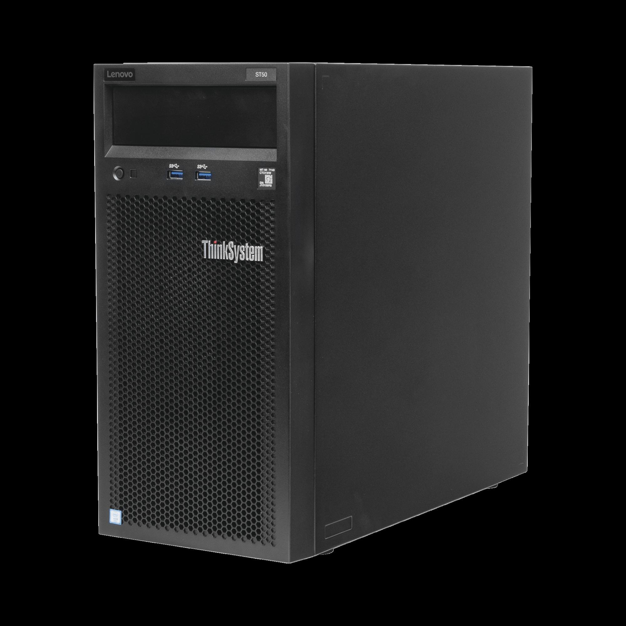 Servidor de administración / Intel Xeon /  1TB SATA / 16GB RAM / Sin Sistema Operativo