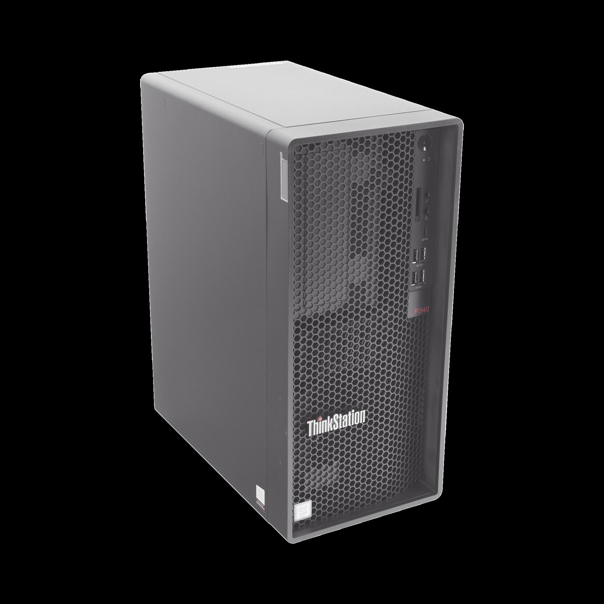 Estación de trabajo LENOVO / Xeon / 16GB / Win10