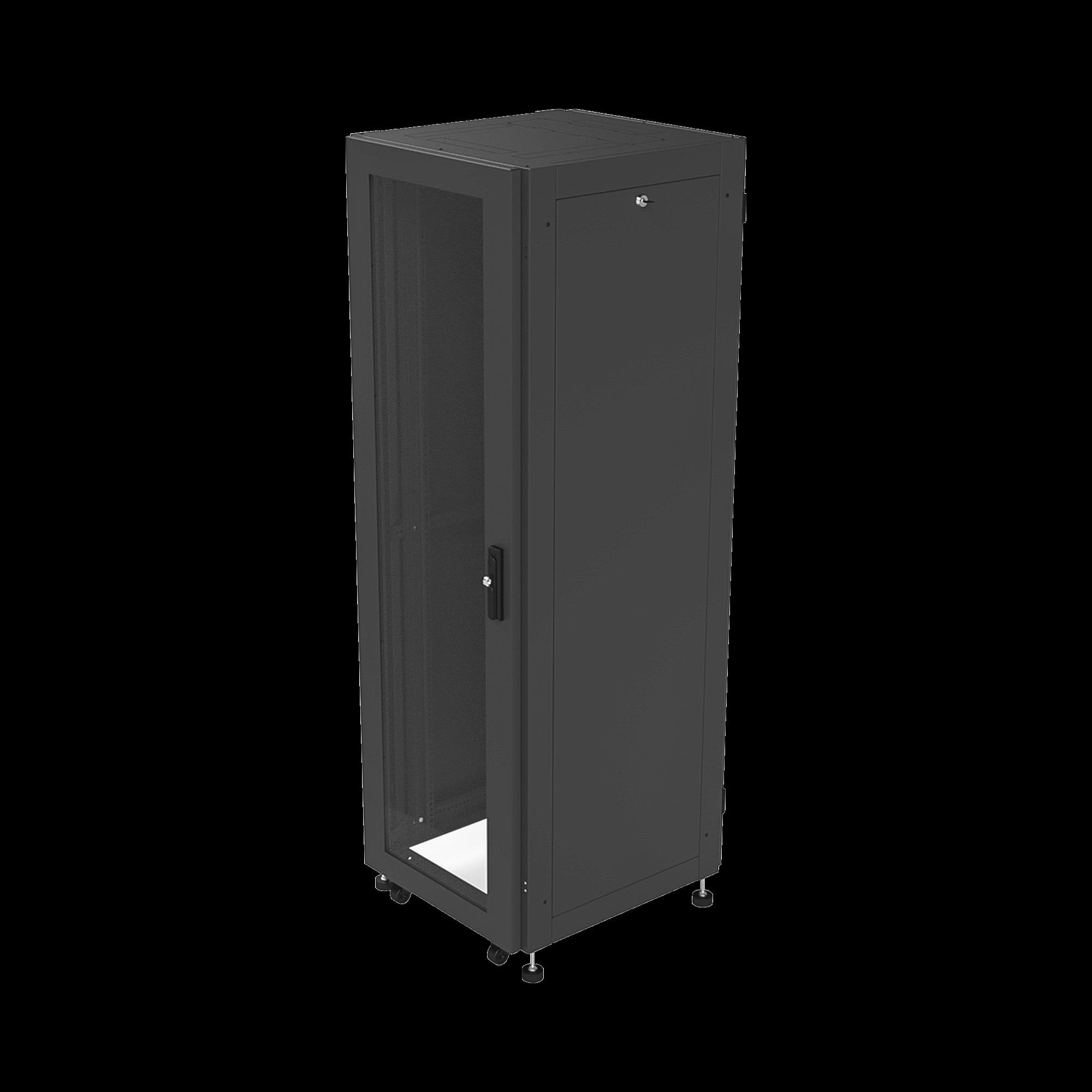 Gabinete Profesional para Telecomunicaciones de 37UR, 600 mm de Ancho x 600 mm Profundidad.