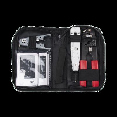 Kit de herramientas para instalación de redes