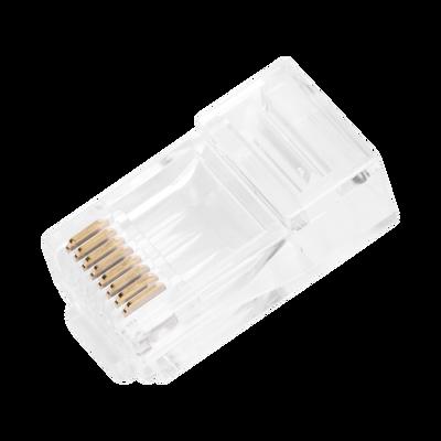 Conector RJ45 para cable UTP categoría 6A