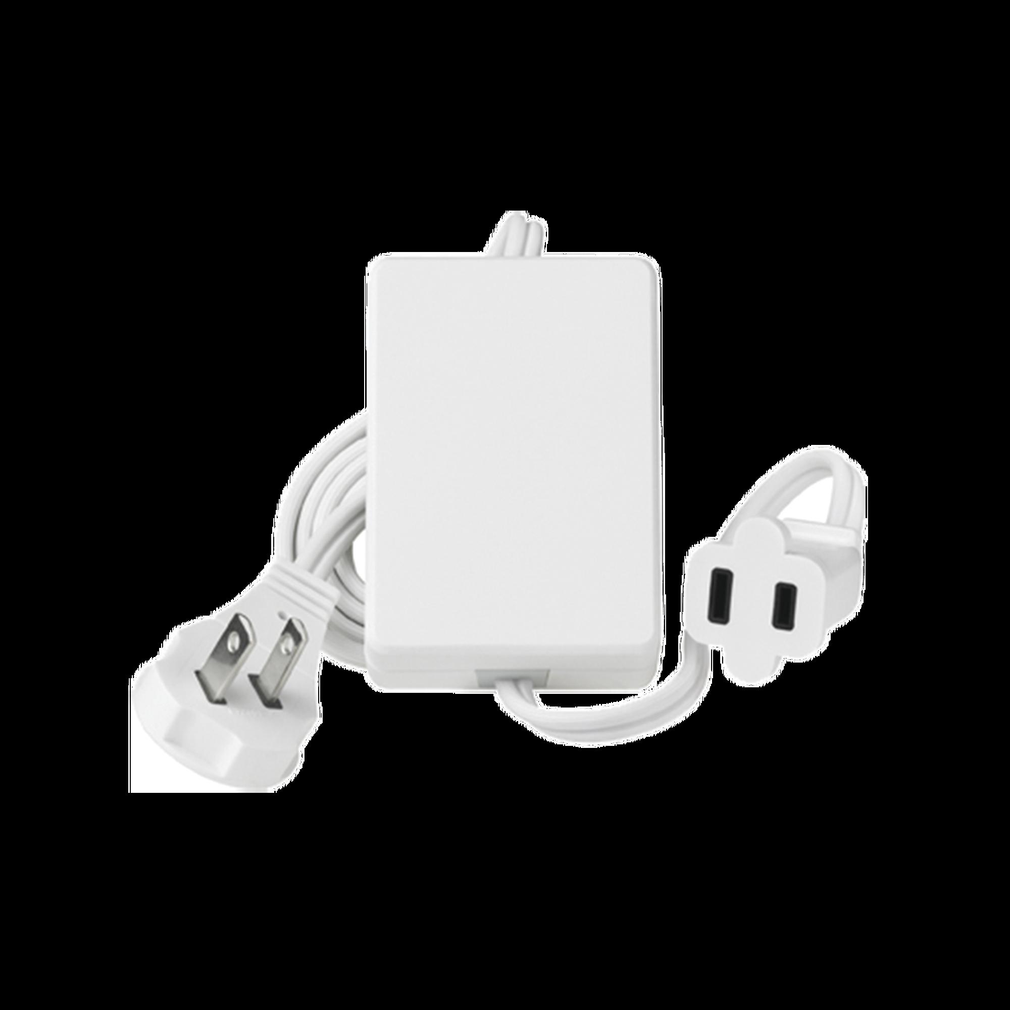 Adaptador atenuador para lamparas, se enchufa en receptáculo estándar y proporciona conexión, 200W y 300W.
