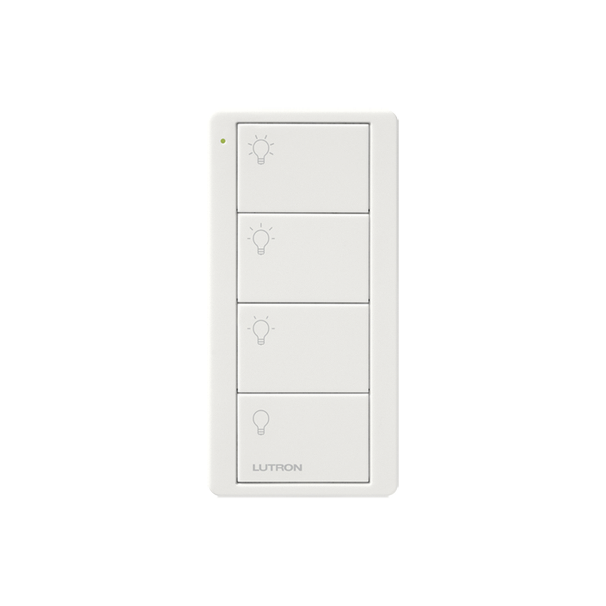 Control inalambrico Pico, 4 botones, ideal para generar 3 escenas y un apagado