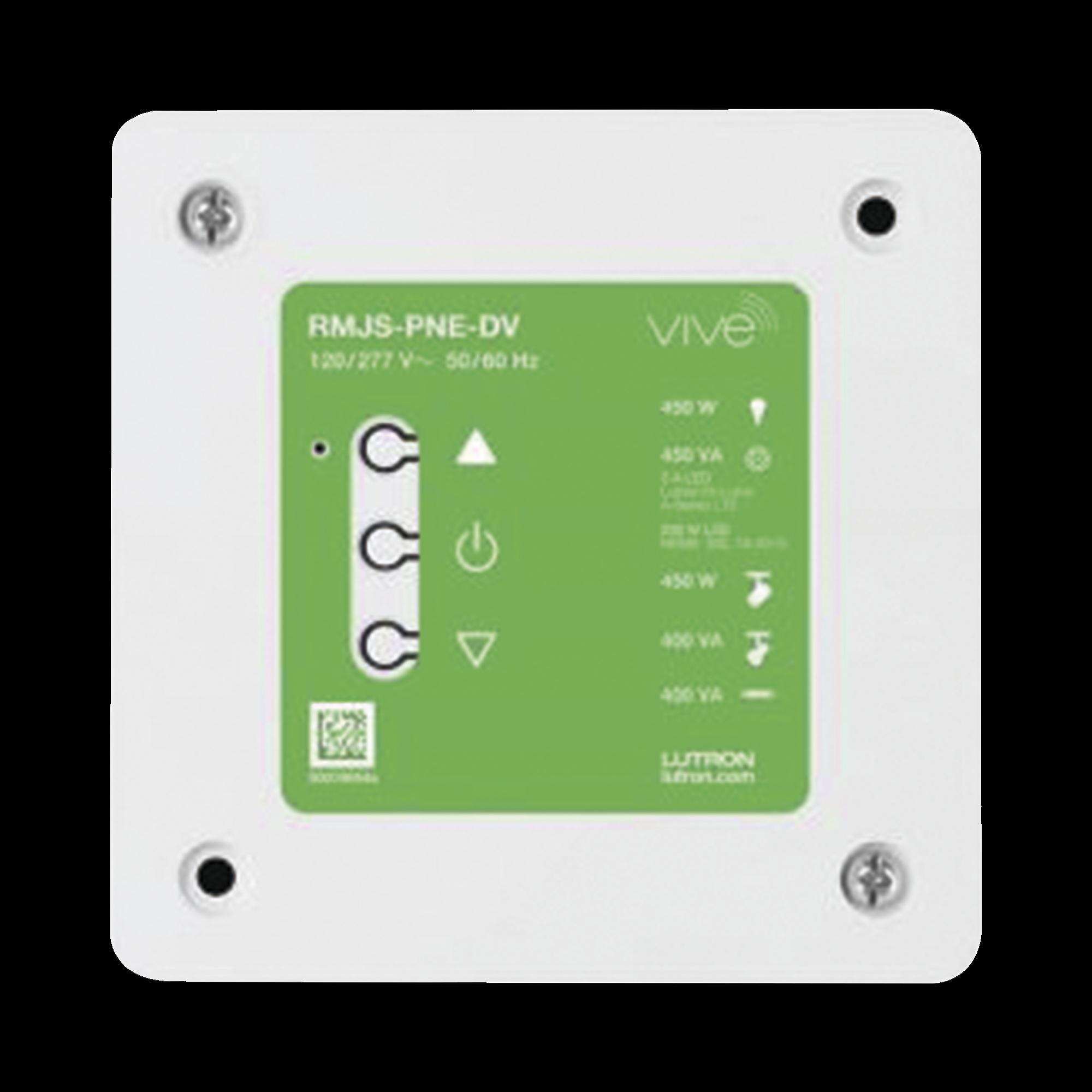 Controlador 8A para accesorios controlados de 0-10V
