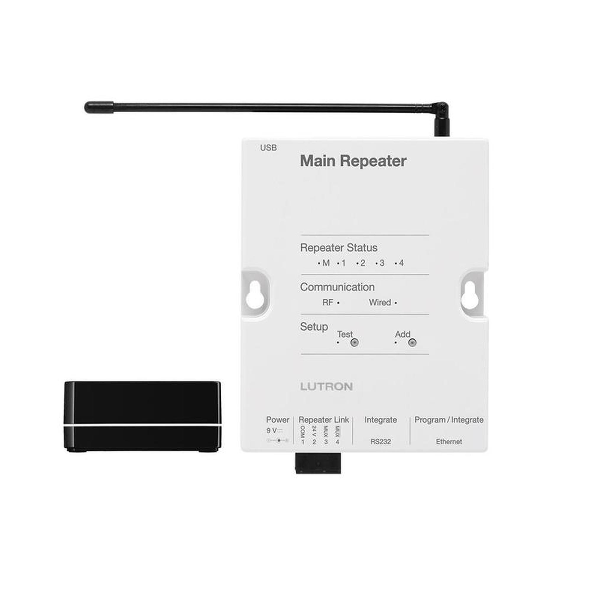 Kit de inicio para proyecto o solución de RadioRa2 control de iluminación, compatible con Alexa y Google Home