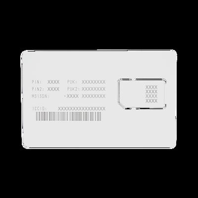 SIM SYSCOM de 25Mb Mensuales/ MULTI-CARRIER(Telcel/Movistar) / 1 Año de Servicio / Activación en Segundos / Especial Para Trackers GPS / Intrusión