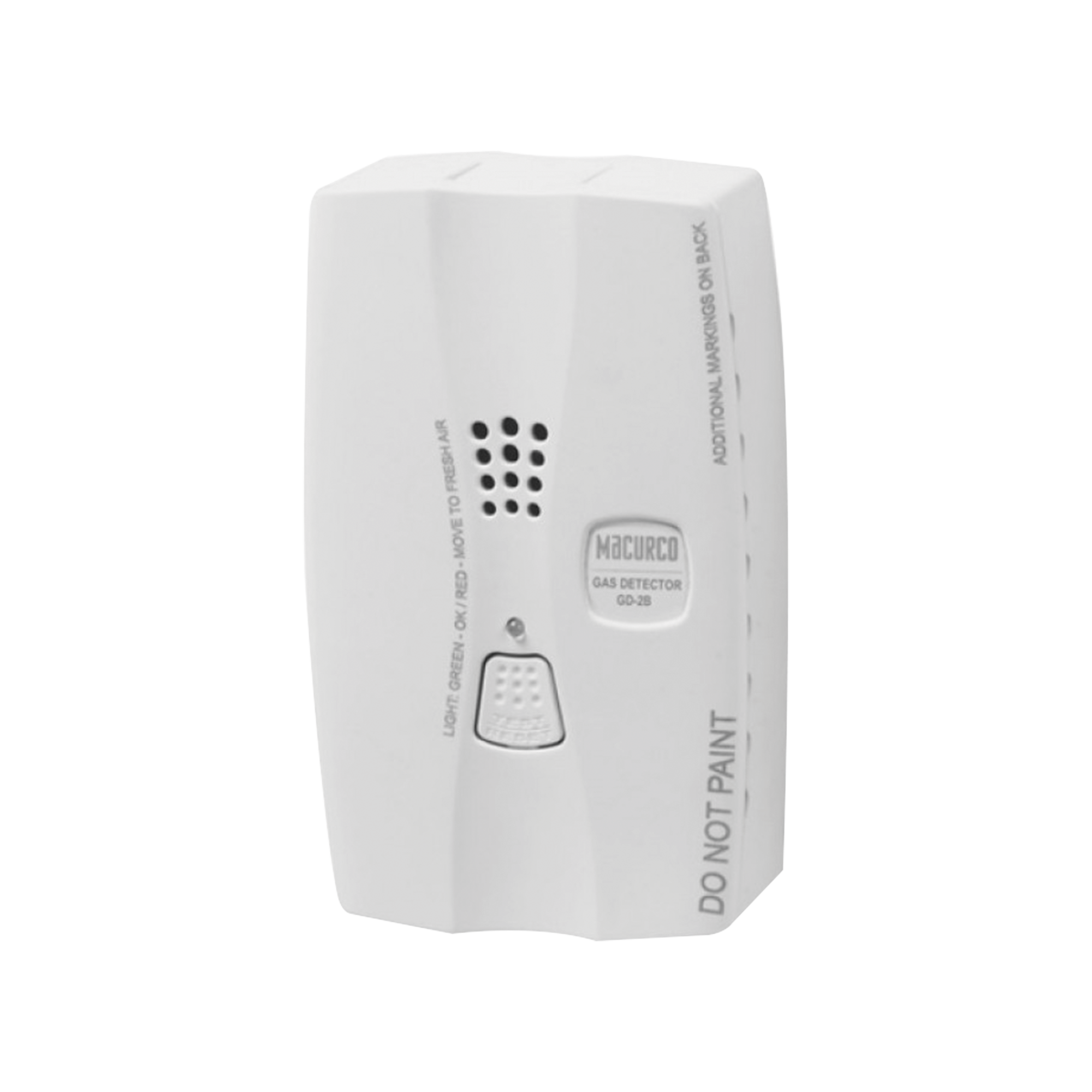Detector de Gas Natural y LP, Nuevo y Elegante Dise�o, para Panel de Deteccion de Incendio