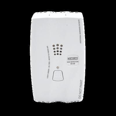 Detector de Gas Natural y LP, Nuevo y Elegante Diseño, para Panel de Detección de Incendio