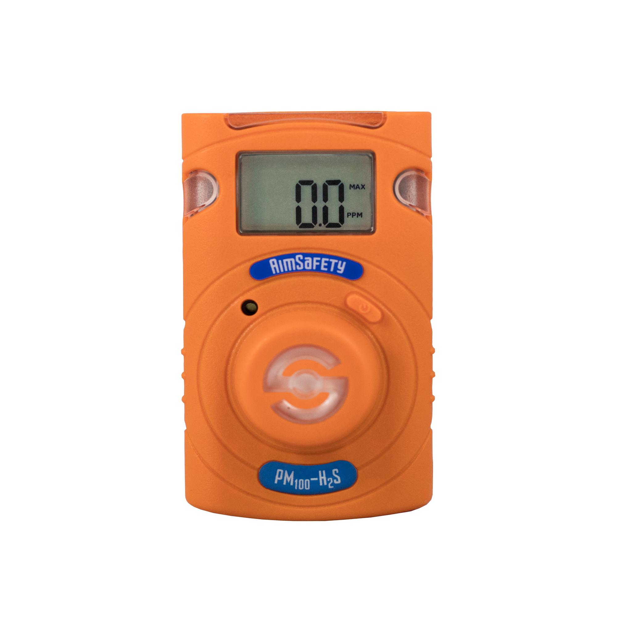 Monitor Personal  Sulfuro de Hidrogeno (H2S) | Durabilidad 2 Años Desechable