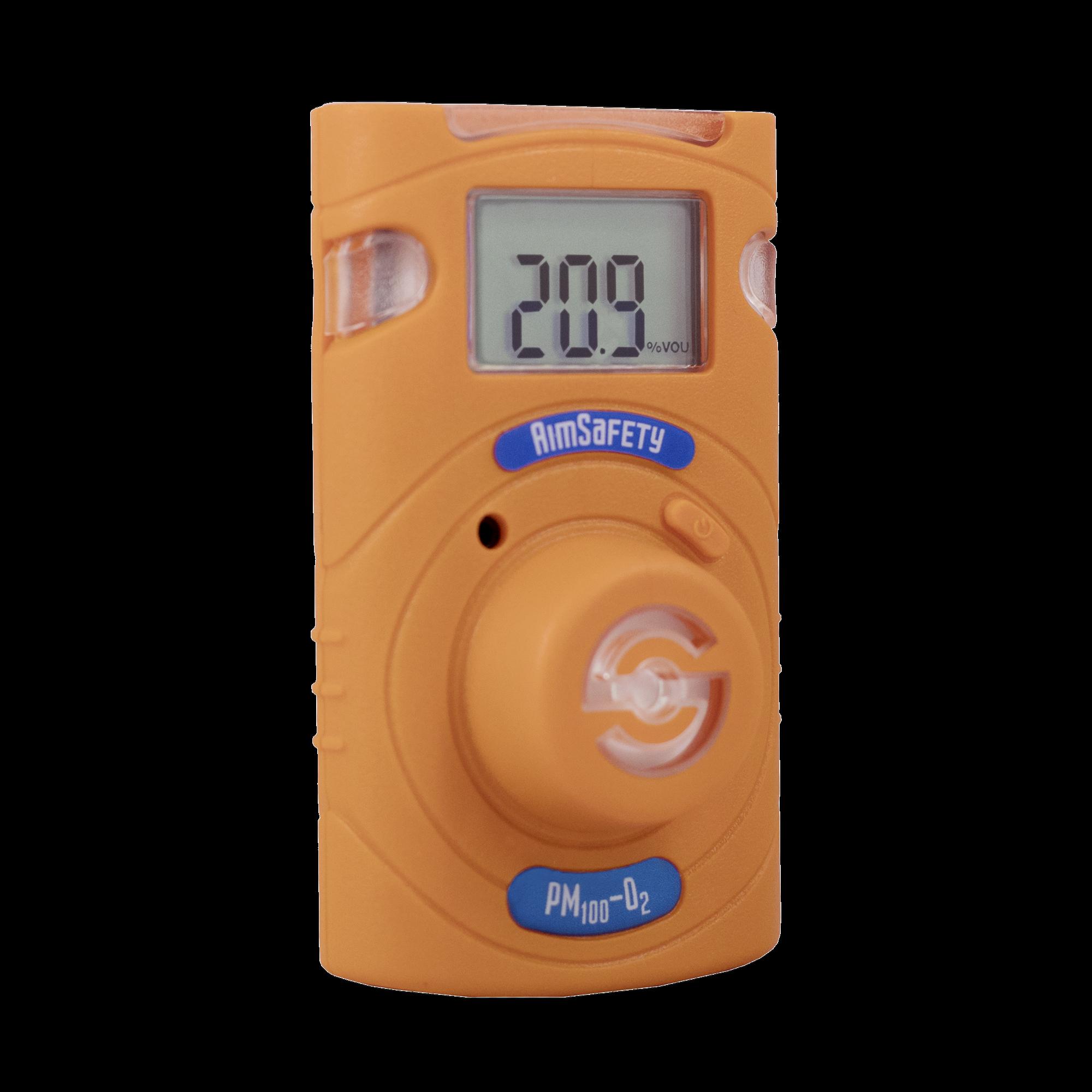Monitor Personal de Oxigeno (O2) | Durabilidad 2 Años Desechable