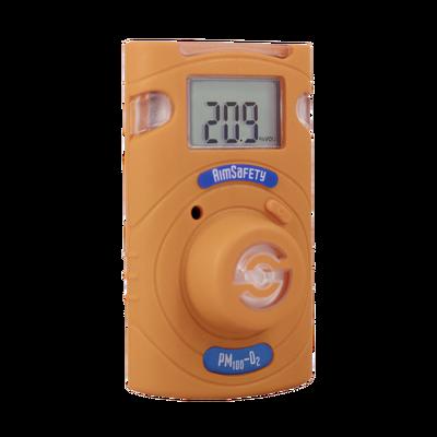 Monitor Personal de Oxígeno (O2) | Durabilidad 2 Años Desechable
