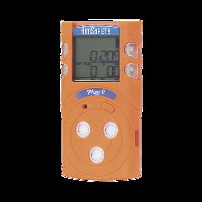 Monitor Personal Multi Gas | Con Sensor Pellistor Detecta 4 Gases (O2/H2S/CO/LEL)