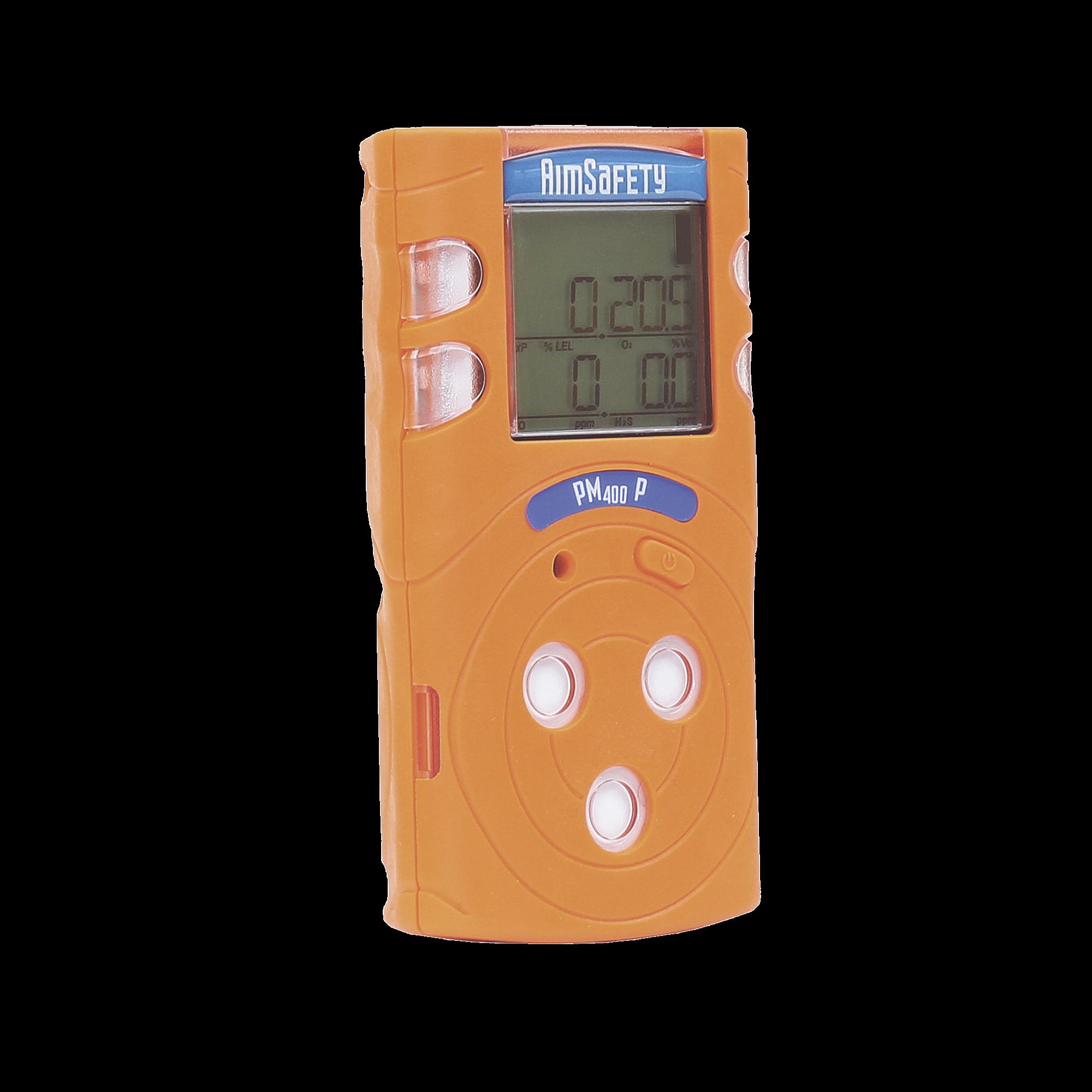 Monitor Personal Multi Gas   Con Perla Catalitica Detecta 2 Gases (O2/LEL)