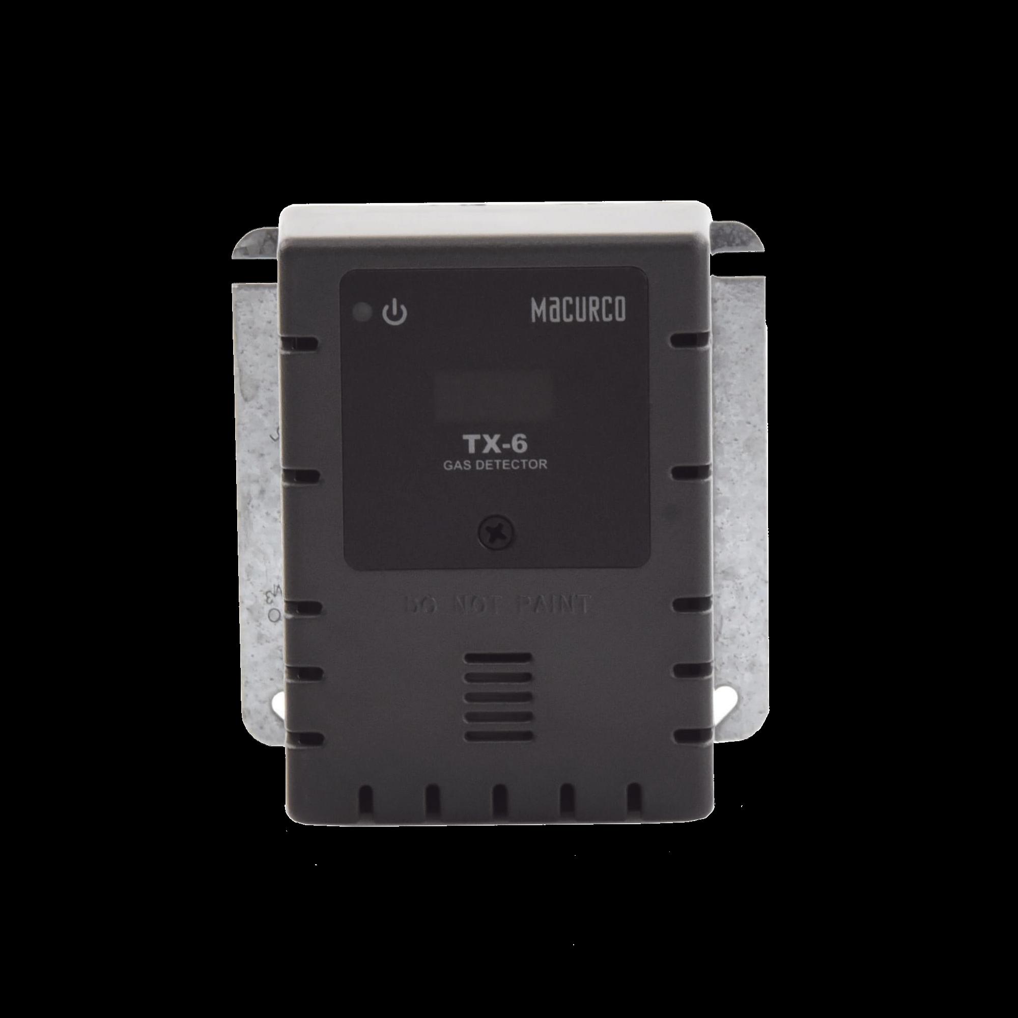 Detector, Controlador y Transductor de Sulfuro de Hidrógeno - para Panel de Detección de Incendio