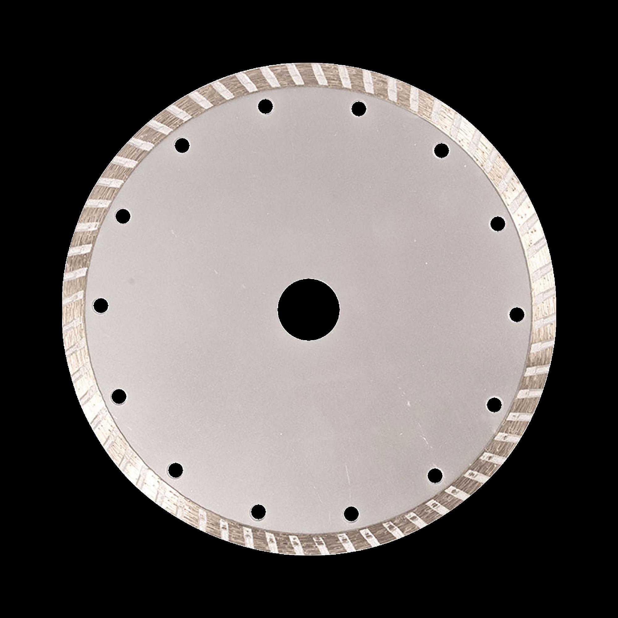 Disco de diamante para concreto de 7
