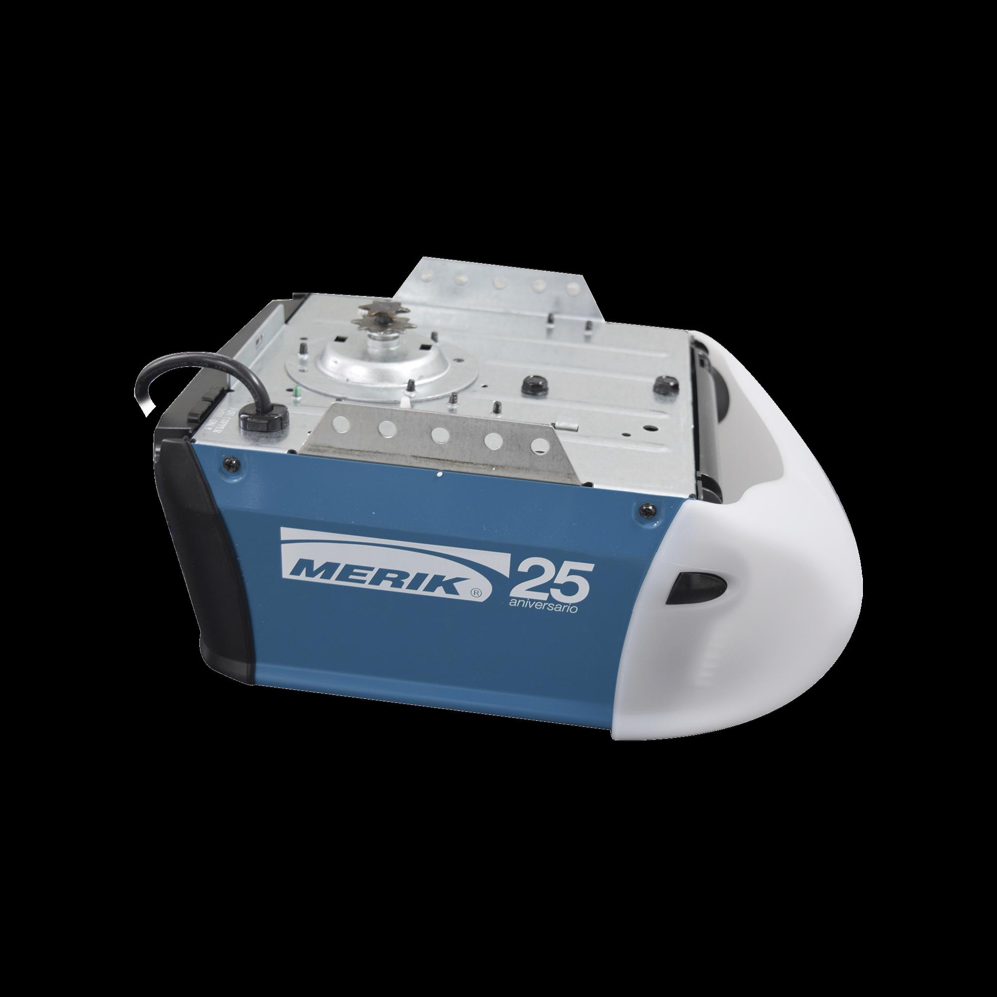 Abre puertas de  garage Merik 511 / Permite automatizar cualquier tipo de porton vehicular / Se instala en cualquier direccion