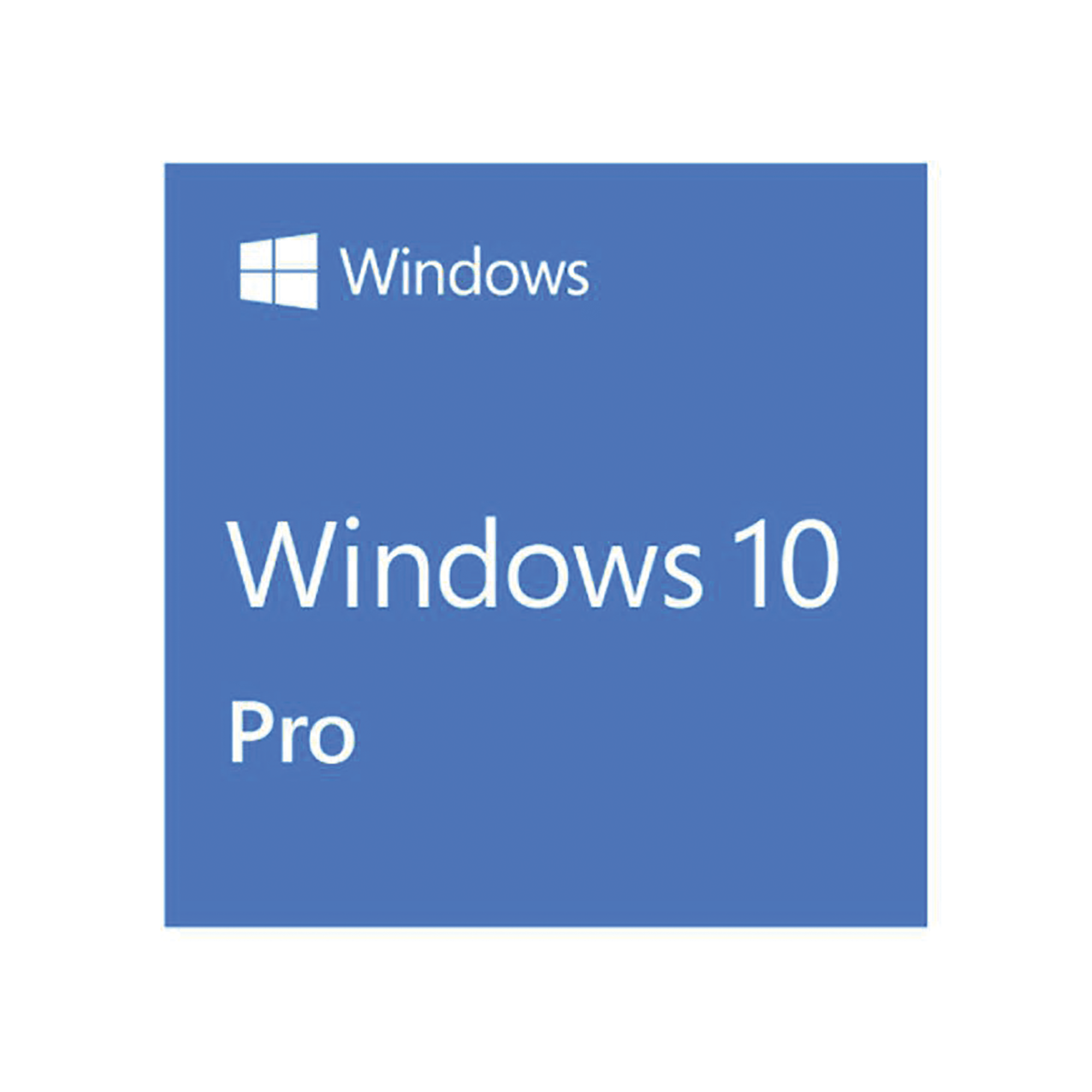 Windows 10 Pro Español OEM