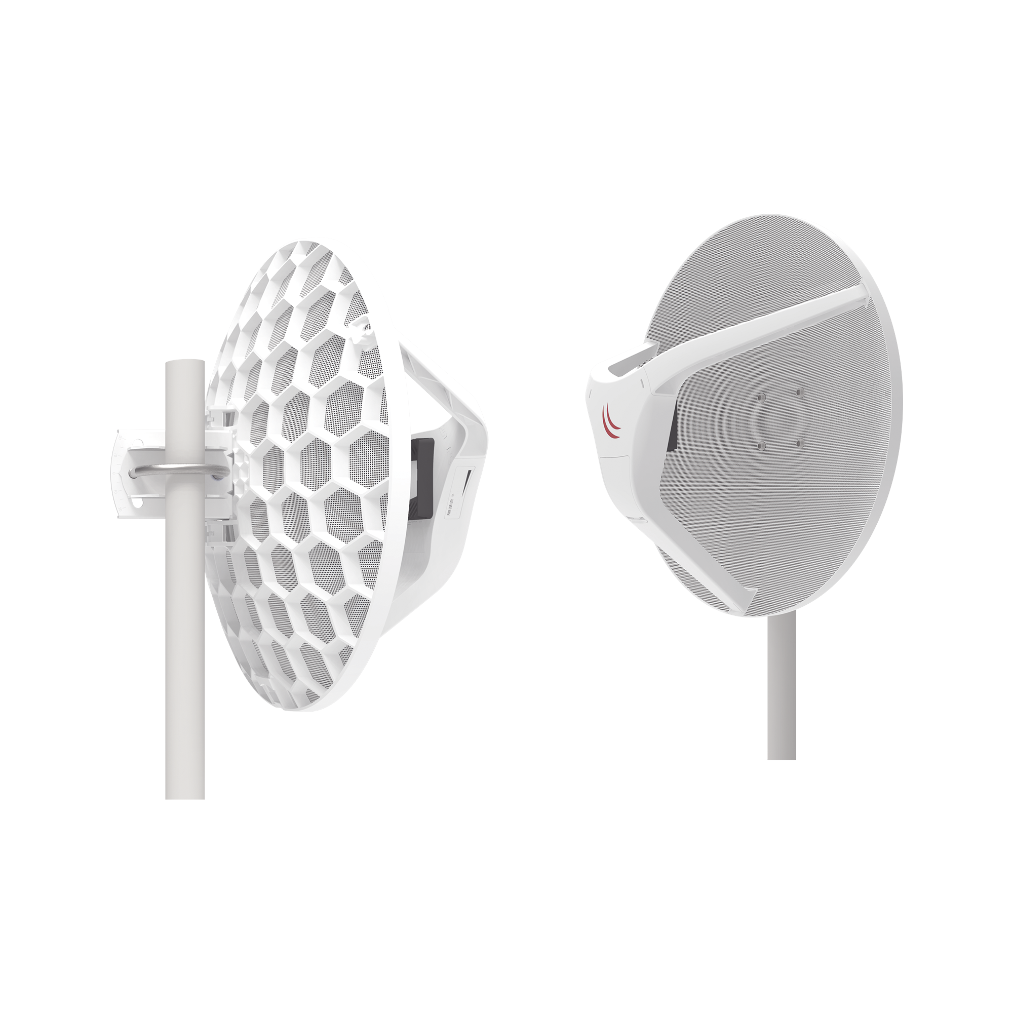 (Wireless Wire Dish) Enlace completo de 60GHz, Hasta 2Gbps, Listos para Conectarse