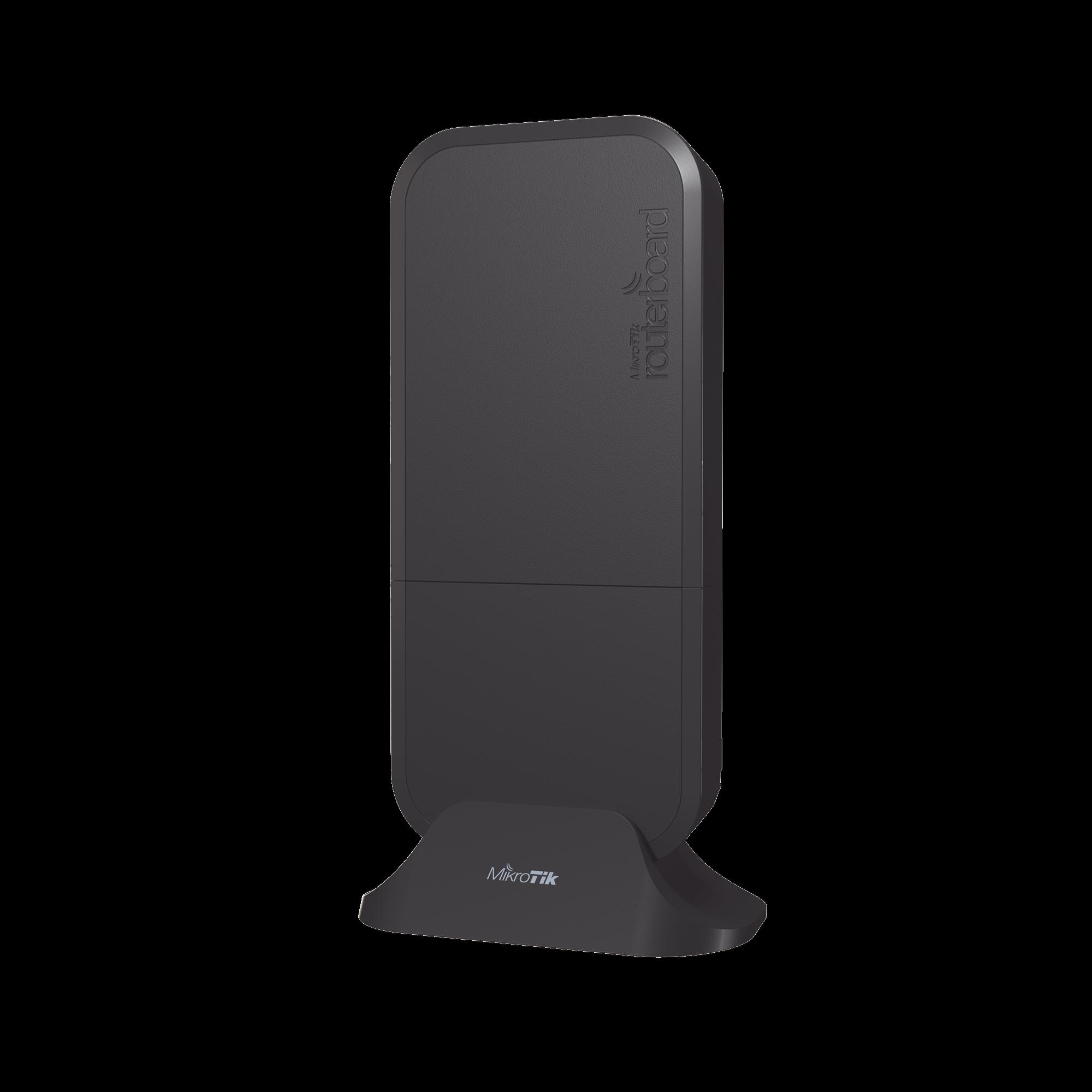 (wAP ac) Punto de Acceso Wi-Fi doble banda simultanea en 2.4 y 5 GHz, Dos puertos Gigabit
