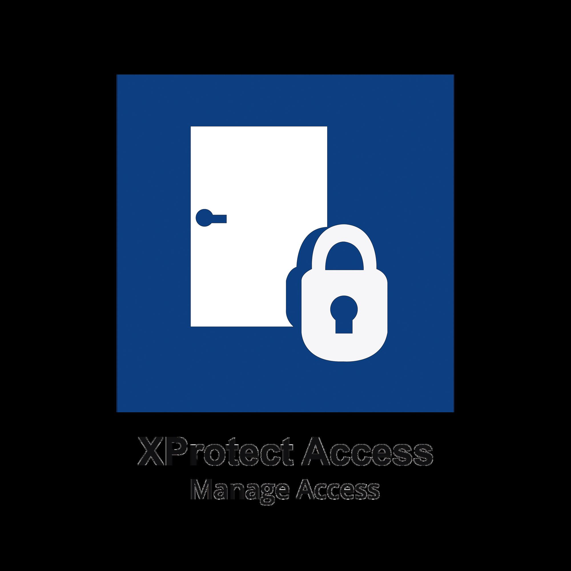 Licencia Base de XProtect Access Milestone para Integración